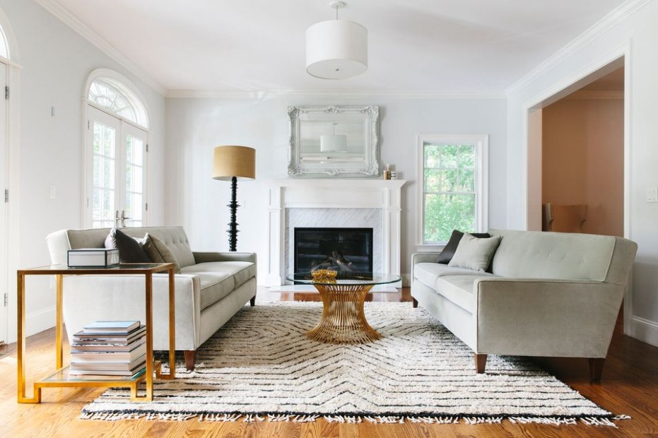 How to Choose the Right Area Rug - living room area rugs | living room area rugs