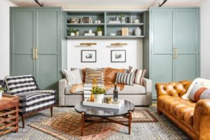 How to Decorate a Living Room: 11 Designer Tips | Houzz | for living room decoration