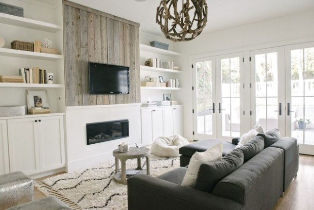 How to Decorate a Living Room: 20 Designer Tips | Houzz - living room interior design | living room interior design