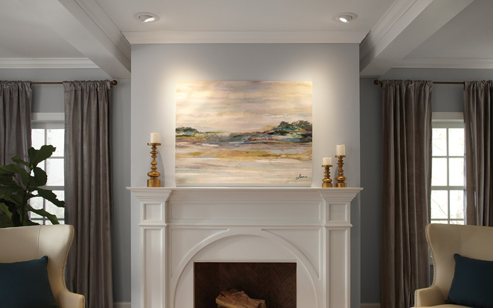 How to Lay Out Recessed Lighting - The Home Depot - can lights living room   can lights living room