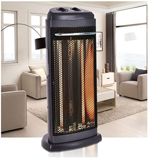 Infrared Electric Quartz Heater Living Room Space Heating Radiant .. | living room heater