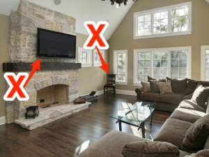 Interior designers reveal the mistakes you're making in a living ... | for living room decoration