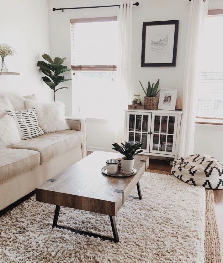 Keep clutter to a minimum by concealing and organizing your living .. | living room necessities