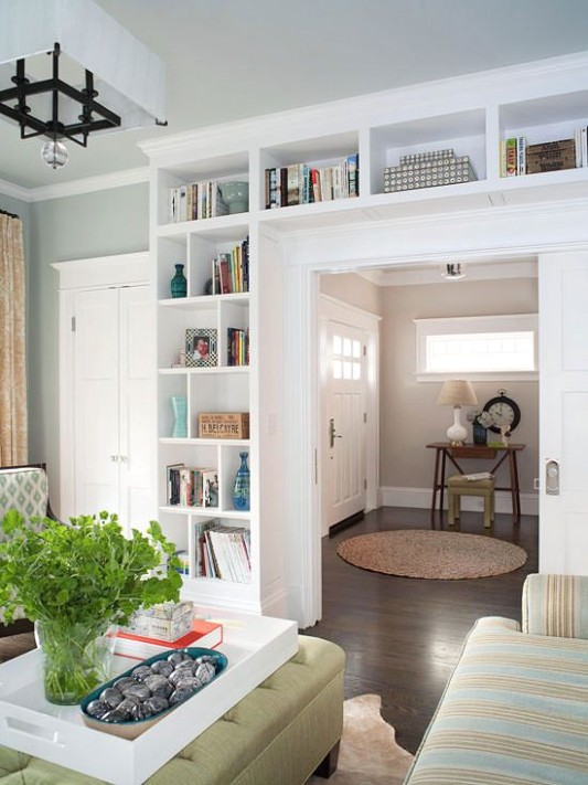 Keep the clutter down by concealing and organizing your living .. | living room necessities