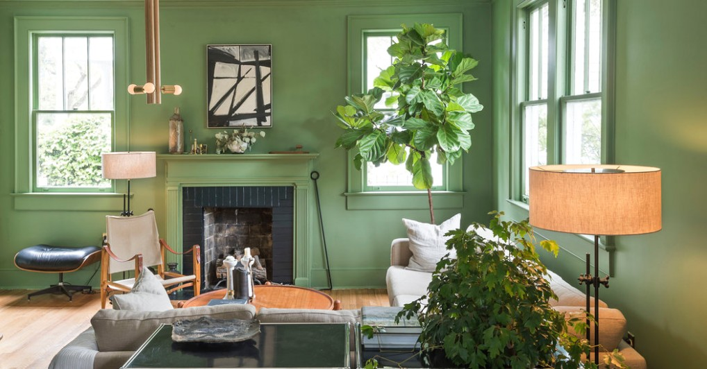 Lighting a Room, Simplified - The New York Times - living room uplighting | living room uplighting