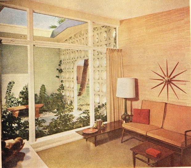 Living Room 20 in 20 | Mid century living room, House design .. | living room 1960