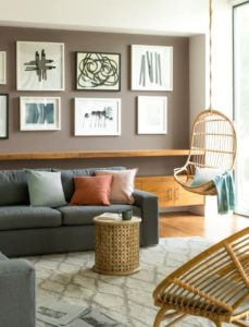 Living Room Color Ideas & Inspiration | Accent walls in living ... | for living room