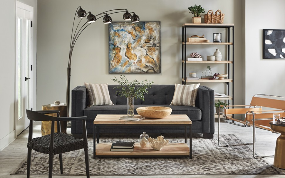 Living Room Decorating Ideas - The Home Depot - for living room decoration | for living room decoration
