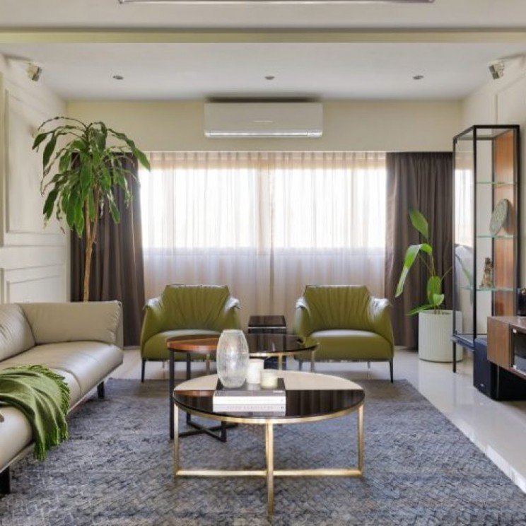 Living Room Design Ideas | Living Room Interior Design | AD India - living room interior design | living room interior design