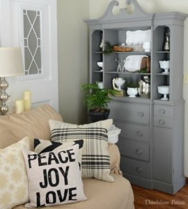 Living Room Hutch | yougoplanet.com | living room hutch