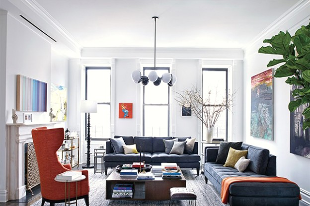 Living Room Interior Design Trends 15 | The Top 15 | Décor Aid - living room ideas 2019 | living room ideas 2019