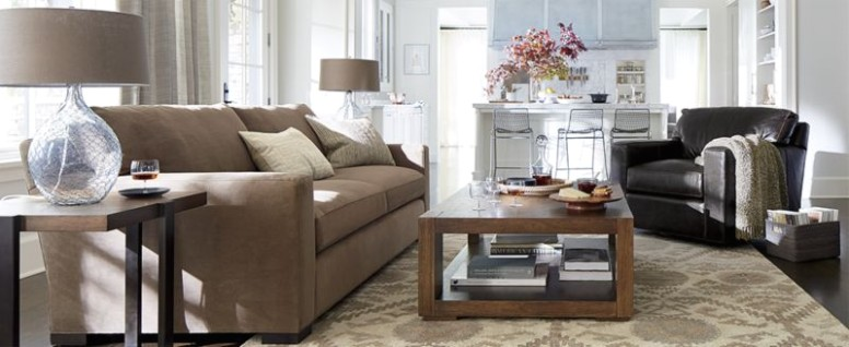 Living Room Layouts: How to Arrange Furniture | Crate and Barrel - living room furniture layout | living room furniture layout