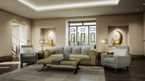 Living Room Lighting Ideas That Creates Character And Vibe - SIRS-E® | living room lighting ideas