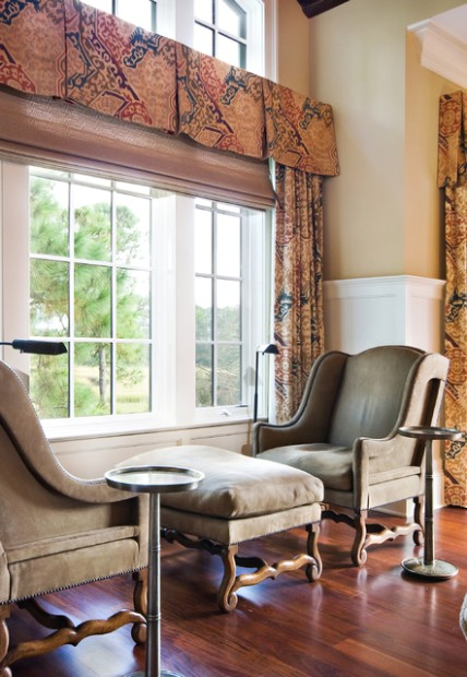Living Room - Nook - Traditional - Living Room - Charleston - by .. | living room nook