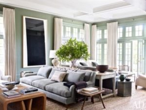 Living Room Paint Ideas and Inspiration from AD | Architectural Digest | living room inspiration