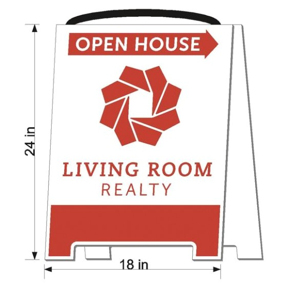 Living Room Realty - Signs – Buz White Screenprint Inc | living room realty