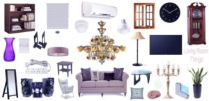 Living Room Things Names & Pictures | Room, Living room, Home decor | living room things