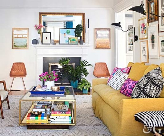 Living Room Things to Clean   Better Homes & Gardens   living room things