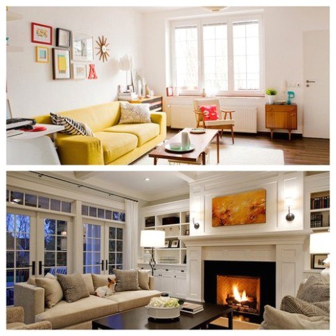 Living Room VS Family Room - living room or family room | living room or family room