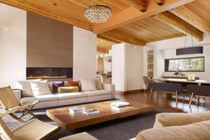 Living Rooms That Don't All Point to the Television | living room no tv