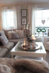 Love everything about this living room. Might look to copy this ...   living room ideas pinterest