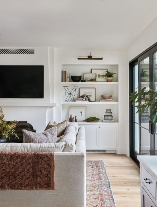 Loving Lately: Beautiful Spaces from Pinterest | Home living room .. | living room ideas pinterest