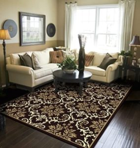 Modern Area Rugs Black 14x14 Rugs for Living Room 14x14 | living room area rugs