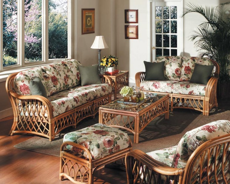 Montego Bay 20 Piece Living Room Set Model MB-SET from Spice Island Wicker - living room 5 piece sets | living room 5 piece sets