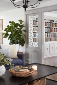 No Foyer Entry - We Walk Straight Into The Living Room | Laurel Home | living room entrance design