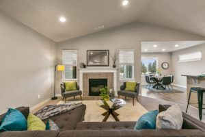 Orchard-Living-Room-with-Vaulted-Ceilings-for-web | Home Builders ... | living room vaulted ceiling