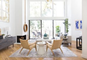 Orcondo: Living & Dining Room + Get The Look - Emily Henderson   living room