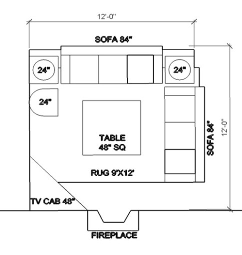 Pin by mary kay on house | Living room floor plans, Livingroom .. | living room 12x12