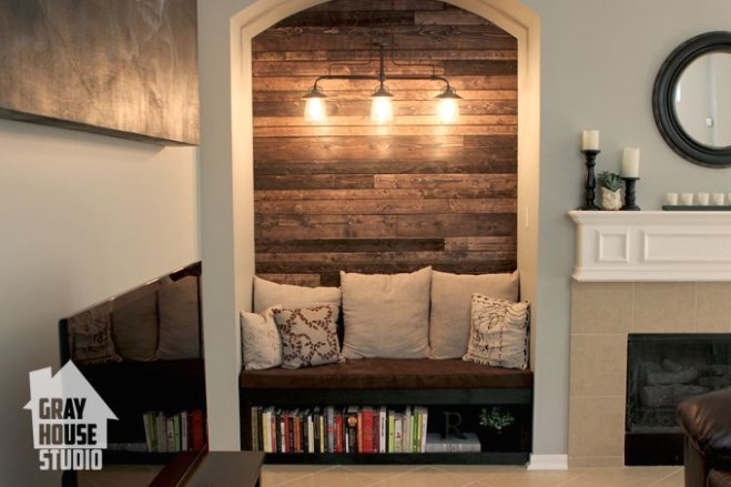 Reading nook, Home, Home remodeling - living room nook ideas | living room nook ideas