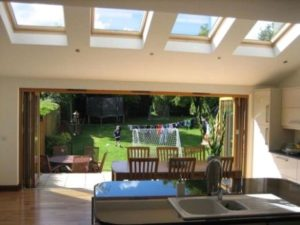 rear extension ideas single storey kitchen living - Google Search ... | living room extension
