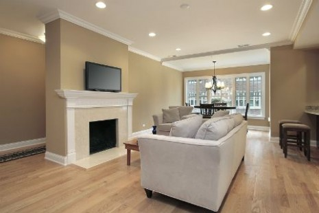 Recessed Lighting Layout   Recessed lighting living room, Living ..   can lights living room