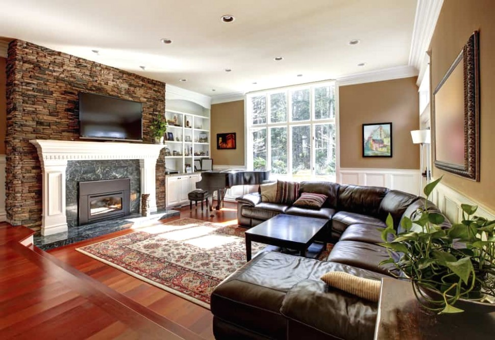 Recessed lights: pros and cons - Turn It On Electric - can lights living room   can lights living room