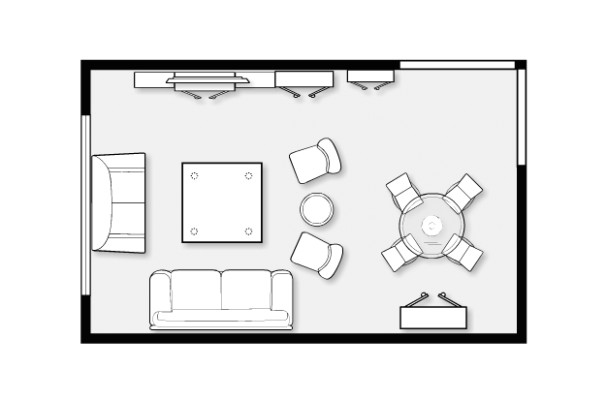 Small Living Room Ideas - living room floor plan | living room floor plan