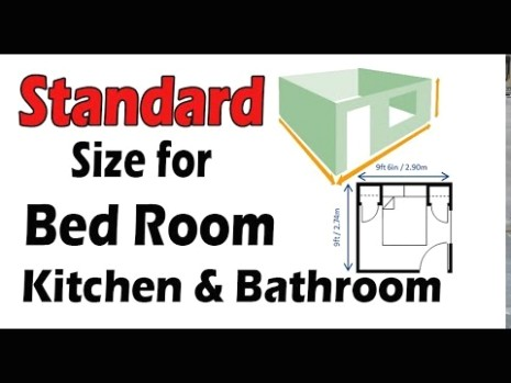Standard Size for Bedroom ,Master room , Living room, Kitchen, Bathroom and  closet etc - living room size | living room size