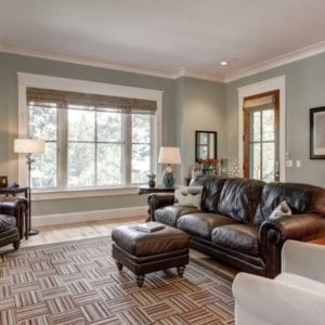 The #21 Rule of Thumb for picking the right paint color for your ... | living room wall colors
