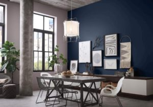 The Hot Paint Colors For The Home In 21 | living room wall colors