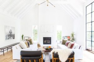 The Living Room and Sofa Layout That Works Every Time | living room 2 couches