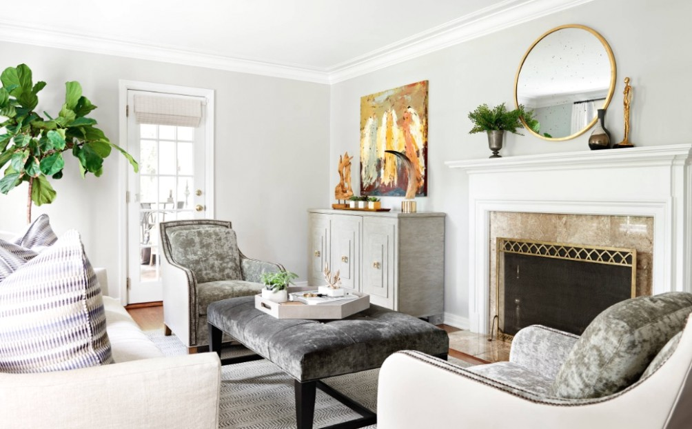 These Are Interior Design Pros Best Tips For Small Space Living - living room interior design | living room interior design