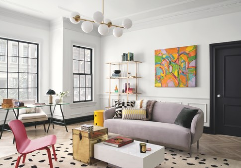 These Are the Interior Color Trends in 16 - living room trends 2020 | living room trends 2020