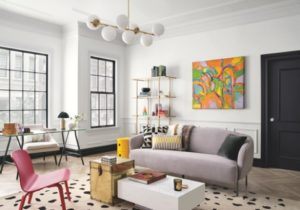 These Are the Interior Color Trends in 21   living room 2020