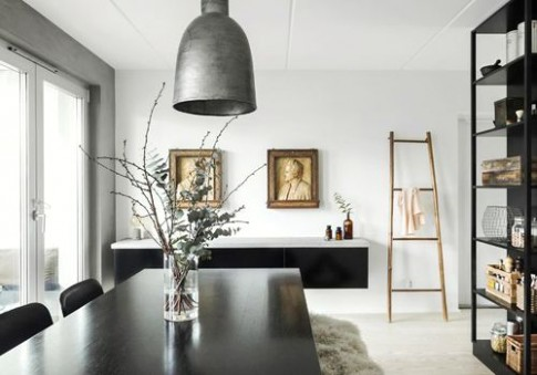 This Is How to Do Scandinavian Interior Design - living room scandinavian | living room scandinavian