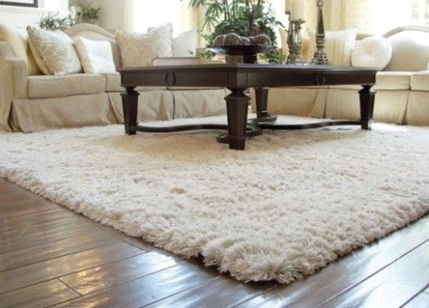 Tips for Decorating Home with Rugs | Shag rug living room, Living .. | living room rugs