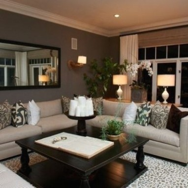 Top 14 Benjamin Moore Paint Colors (with room examples) | Home .. | living room examples