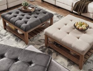 Top 15 Large Ottomans for Your Living Room | living room ottoman