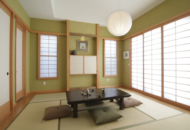 Traditional Japanese - Asian - Living Room - Los Angeles - by .. | living room japanese