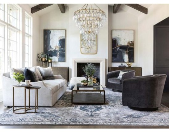 Trendy Living Room Rug Ideas You Want to Get Immediately | DecorTrendy - living room rug ideas | living room rug ideas